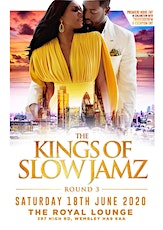 The Kings of Slow Jamz - Pt 3 tickets
