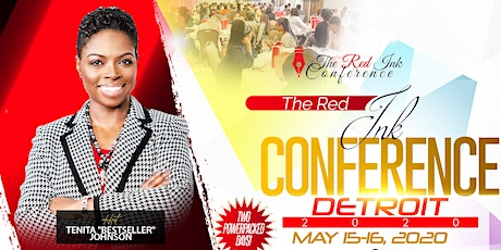 The Red Ink Conference Detroit 2020 tickets