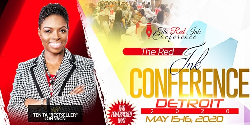 The Red Ink Conference Detroit 2020