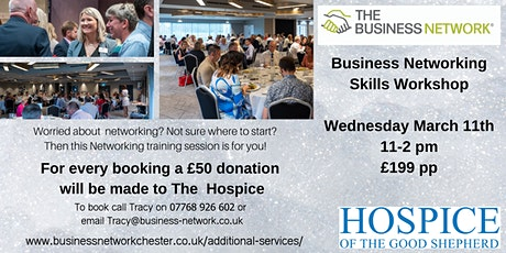 Networking basics - How to be a confident networker at networking events tickets