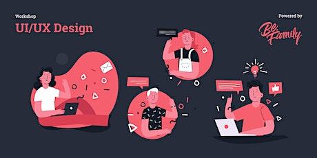 UI/UX Design: Design Thinking Workshop biglietti