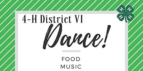 4-H District VI Dance: A 4-H Rodeo 2020 tickets