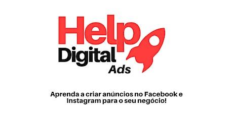 Help Digital Ads - Aprendendo criar anúncios em Volta Redonda ingressos