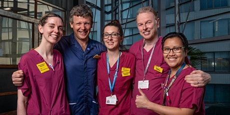 Guy's and St Thomas' Recruitment Event - Critical Care Nursing tickets
