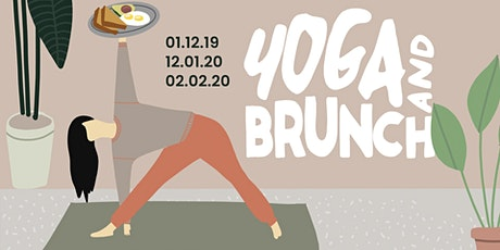 Yoga Brunch Bournemouth April 2020 tickets