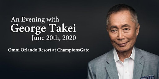 An Evening with George Takei