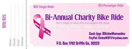 Charity Cancer Bike Ride