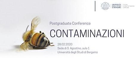 PGR Conference Contaminazioni biglietti