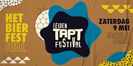 Leiden TAPT Festival 2020 tickets