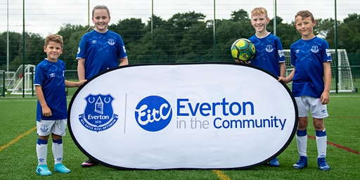 Everton Soccer Schools - Prescot