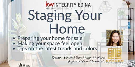 Staging your home- What's the latest trend?
