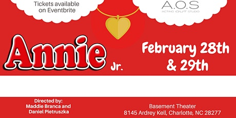 Annie Jr the Musical tickets