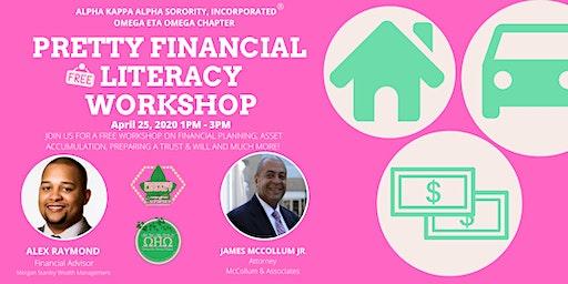 Pretty Financial Literacy Workshop