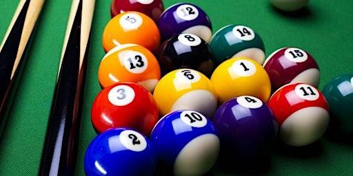 Thomas Mosure Sr. Memorial Billiards Tournament 2020