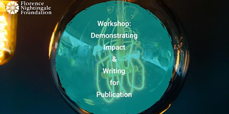 Workshop for Alumni: Writing for Publication & Demonstrating Impact tickets