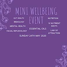 Wellbeing Event tickets