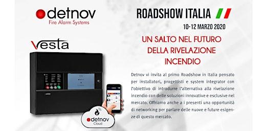 Detnov RoadShow Italia - TORINO