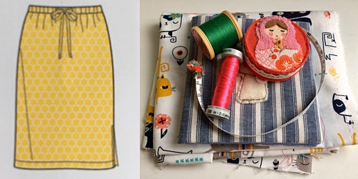 Make a skirt in a Day Workshop