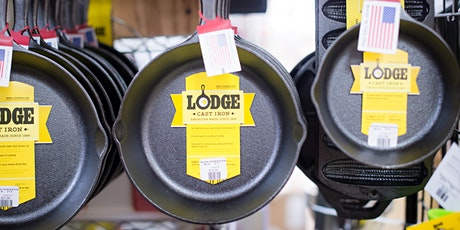 CAST IRON COOKING FOR BREAKFAST tickets