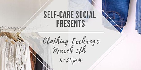 Clothing Exchange tickets