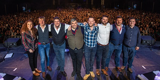 Skipinnish Live in Selkirk