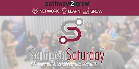 Birmingham Samosa Saturday - Connecting Professional Women 12th September tickets