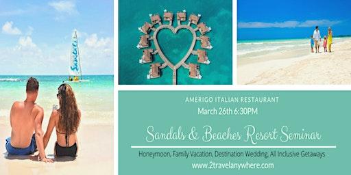 Sandals & Beaches Resorts Seminar