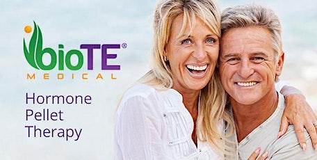 Health and Hormones!  Regain your balance! tickets