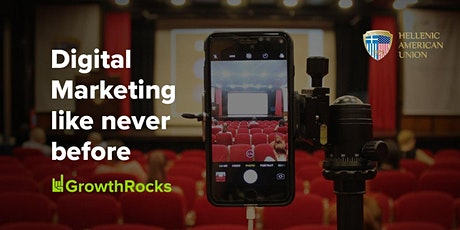 Digital Marketing Like Never Before tickets