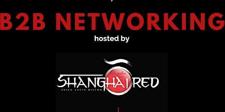 B2B Networking @ Shanghai Red tickets