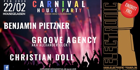 Carnival House Party @Electronic Tower Tickets