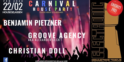Carnival House Party @Electronic Tower