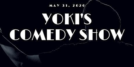 Yoki's Comedy Show tickets