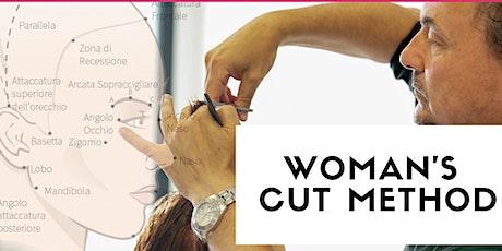 Woman's Cut Method - Marzo tickets
