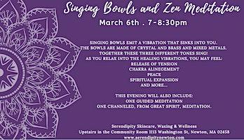 Singing Bowls & Zen Meditation