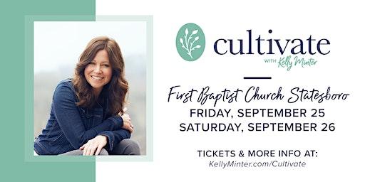 Cultivate®- Sept 25 - 26, 2020 | Statesboro, GA