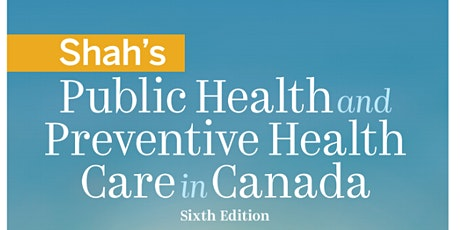 A Symposium on the Future of Public Health in Canada tickets
