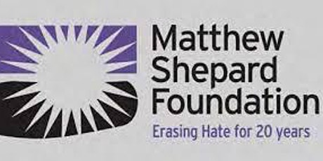 Matthew Shepard Foundation hate crimes training tickets