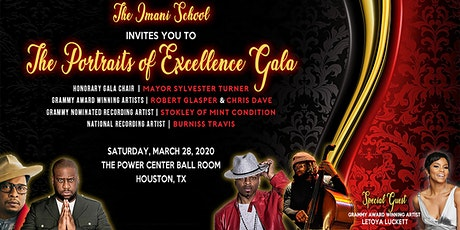Portraits of Excellence Gala tickets