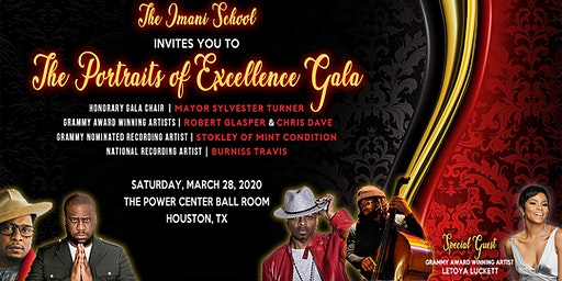 Portraits of Excellence Gala