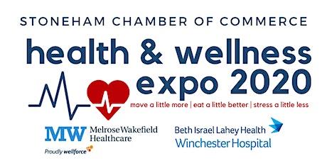 Stoneham Chamber of Commerce Health & Wellness Expo tickets