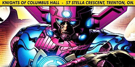 Trenton ComiCon March 7 ~ Charity Comic Con tickets