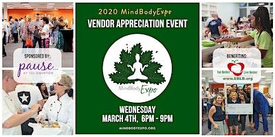 MindBody Expo Vendor Appreciation Event