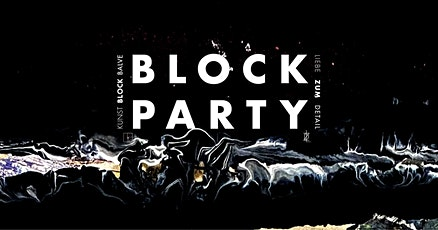 Blockparty Tickets
