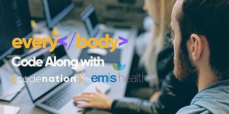 every</body Code Along with EMIS Health tickets