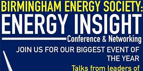 BES Energy Insight Day - Conference and Networking Event tickets