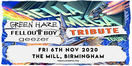 Hella Mega Tribute Tour (The Mill, Birmingham) tickets