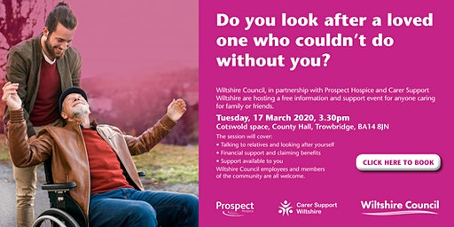 Carer Support Event