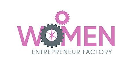 Women's Entrepreneur Factory:  Business Behind the Magic Tour tickets