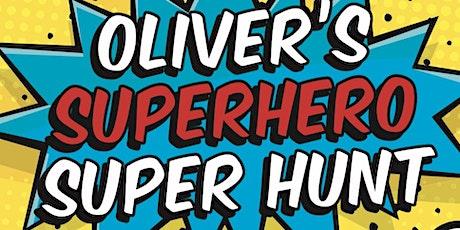 Oliver's Superhero Super Hunt tickets